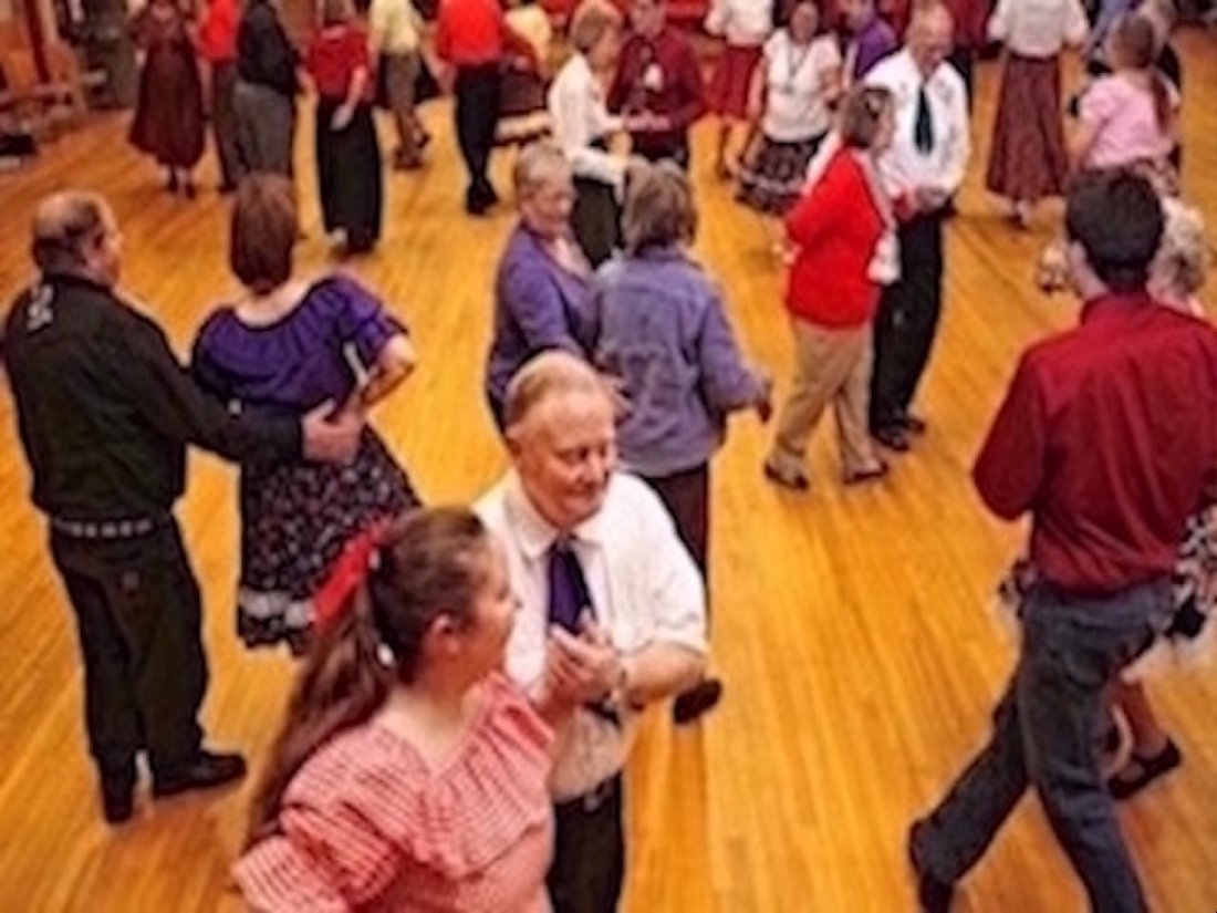 Coeurly Q's Square Dance Lessons | Event in Coeur d Alene | AllEvents.in