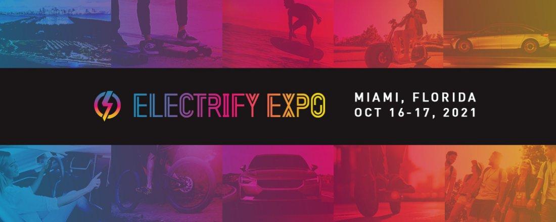 Electrify Expo: Miami | Event in Miami | AllEvents.in