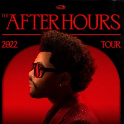 The After Hours Tour - The Weeknd