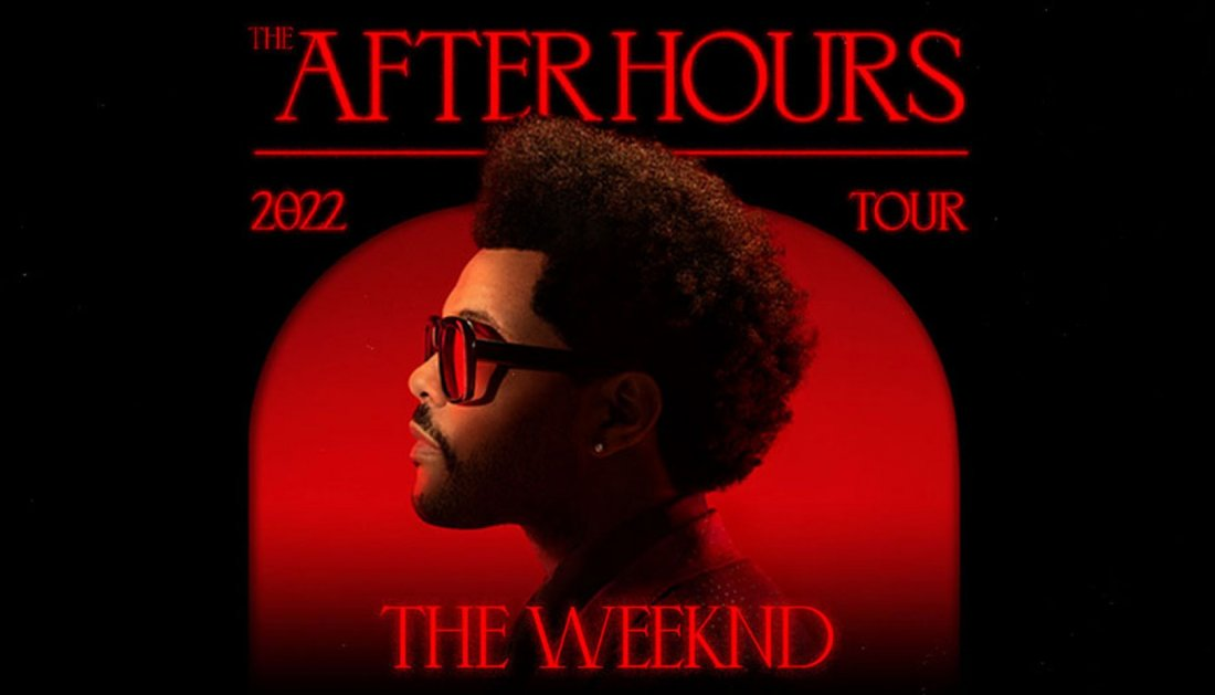 The After Hours Tour - The Weeknd, 4 April | Event in New York City | AllEvents.in