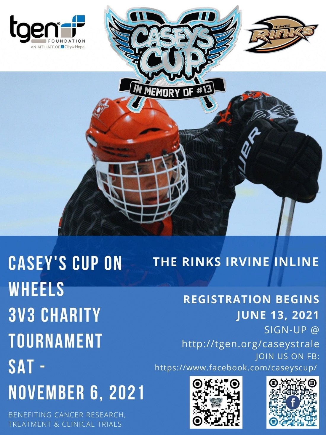 CASEY'S CUP ON WHEELS, 6 November | Event in Irvine | AllEvents.in