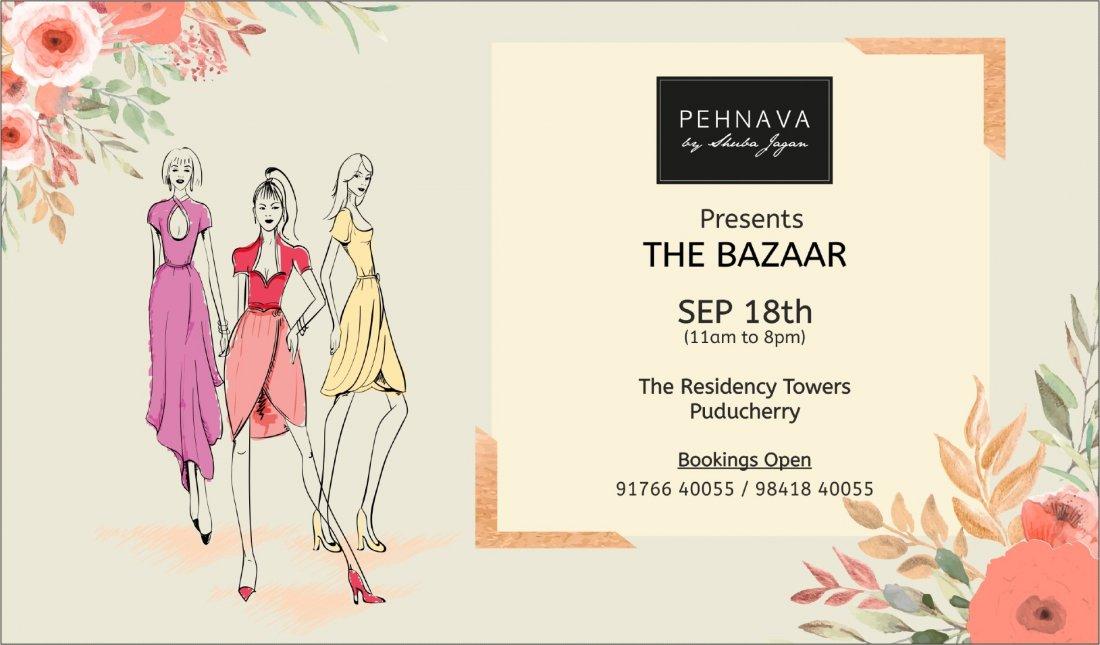 Festive Edition- Pehnava    Event in Pondicherry   AllEvents.in