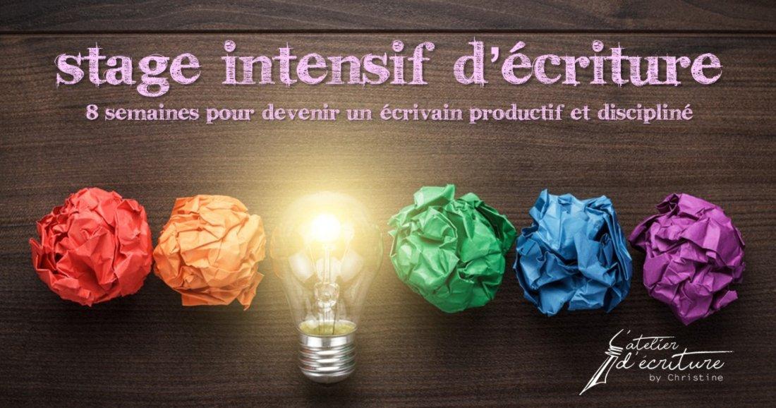 """""""Devenir écrivain"""" : atelier intensif de 8 semaines (en ligne)   Online Event   AllEvents.in"""