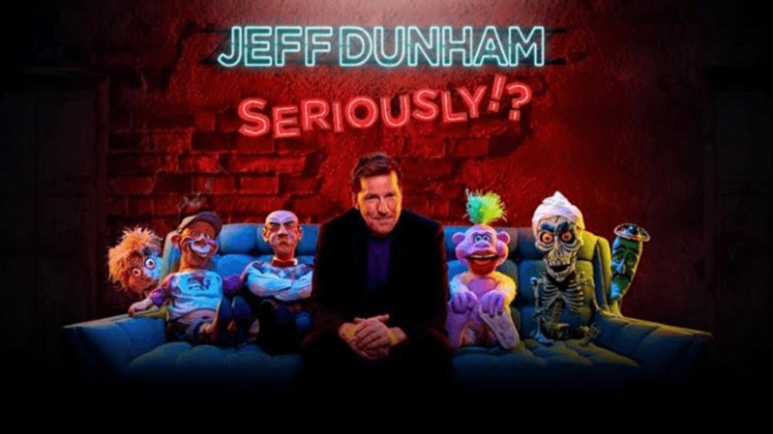 Jeff Dunham Seriously!?, 17 May | Event in Barking | AllEvents.in