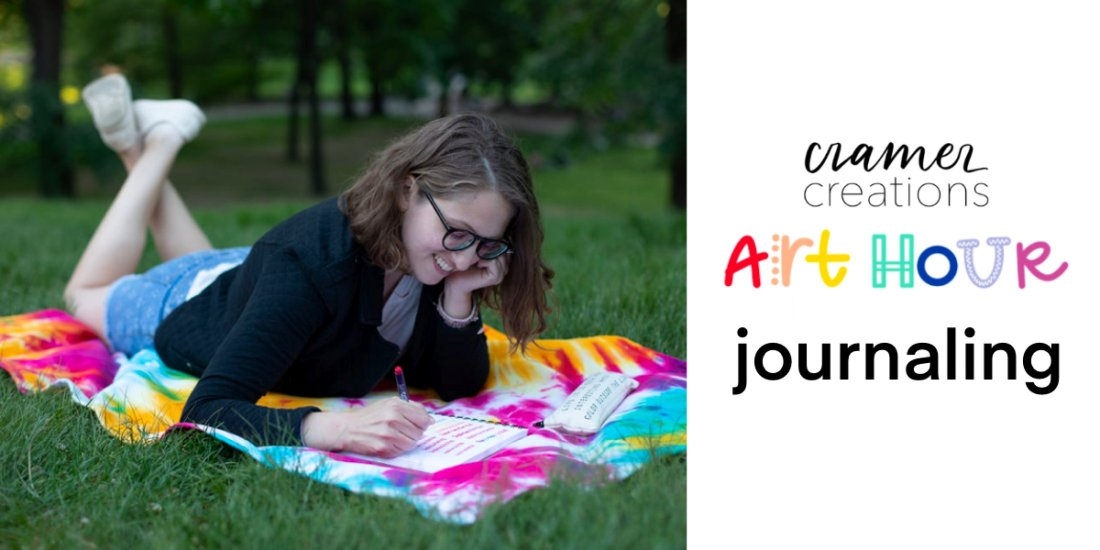 Art Hour: Journaling, 17 October   Online Event   AllEvents.in