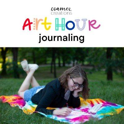 Art Hour Journaling