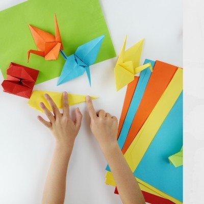 Origami Basics Virtual Workshop