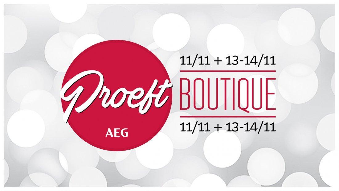 Antwerpen Proeft Boutique 2021, 11 November | Event in Antwerp | AllEvents.in