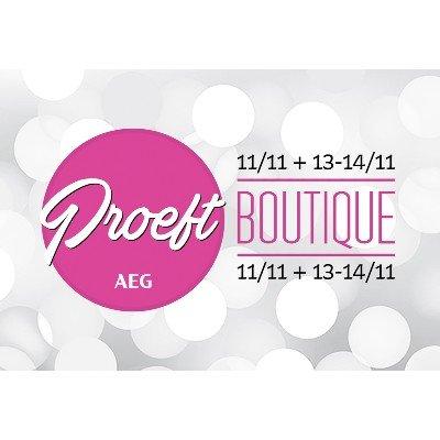 Antwerpen Proeft Boutique 2021