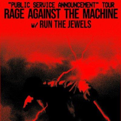 Rage Against The Machine 2022