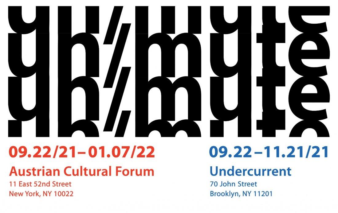 un/mute Contemporary Art Exhibition   Event in Manhattan   AllEvents.in