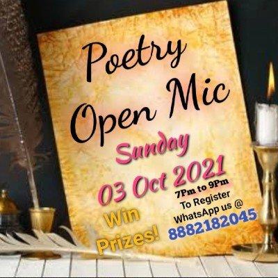 Alfaz(Open Mic Poetry) 2