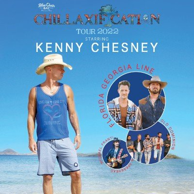Kenny Chesney Chillaxification