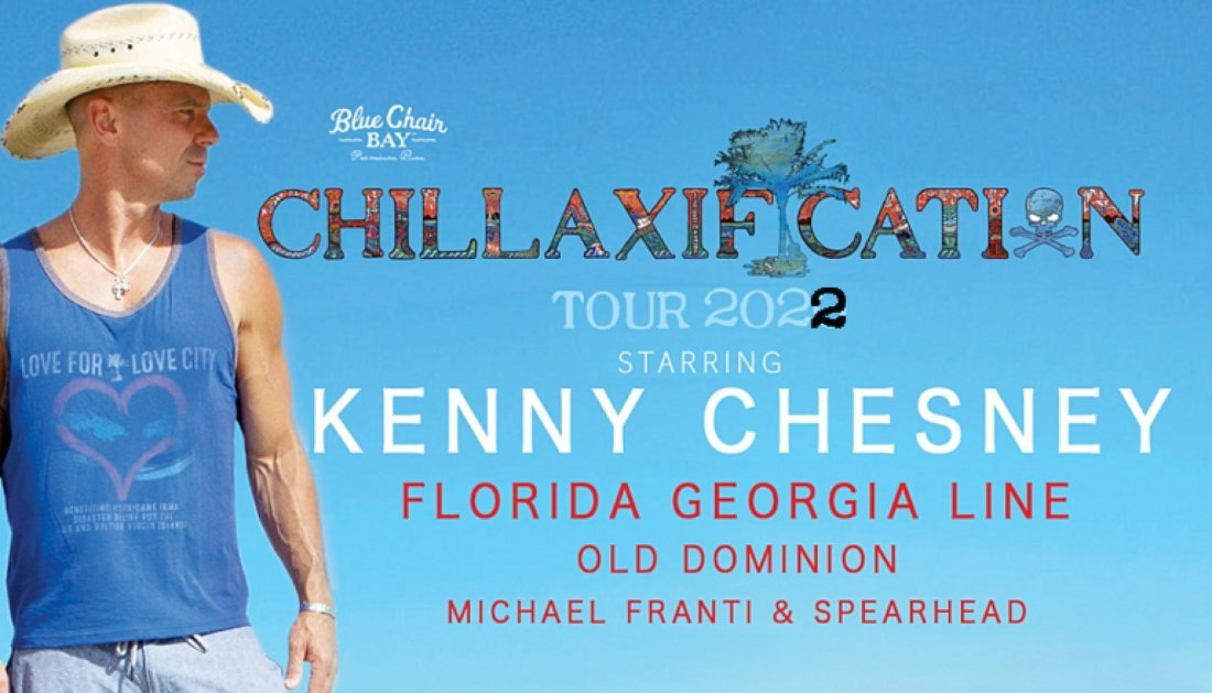 Kenny Chesney Chillaxification, 23 July | Event in Inglewood | AllEvents.in