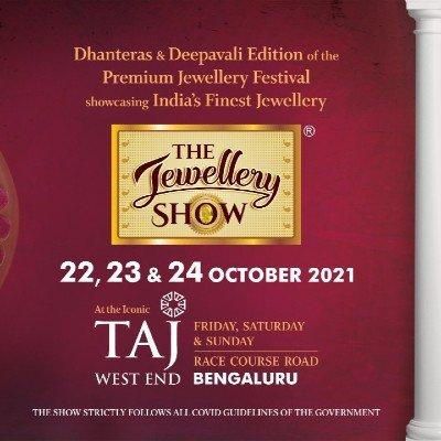 The Jewellery Show Bengaluru 2021