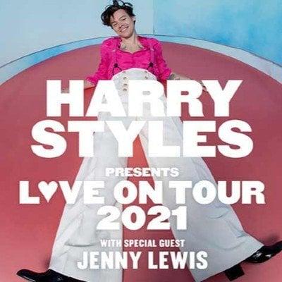 Harry Styles Love On Tour