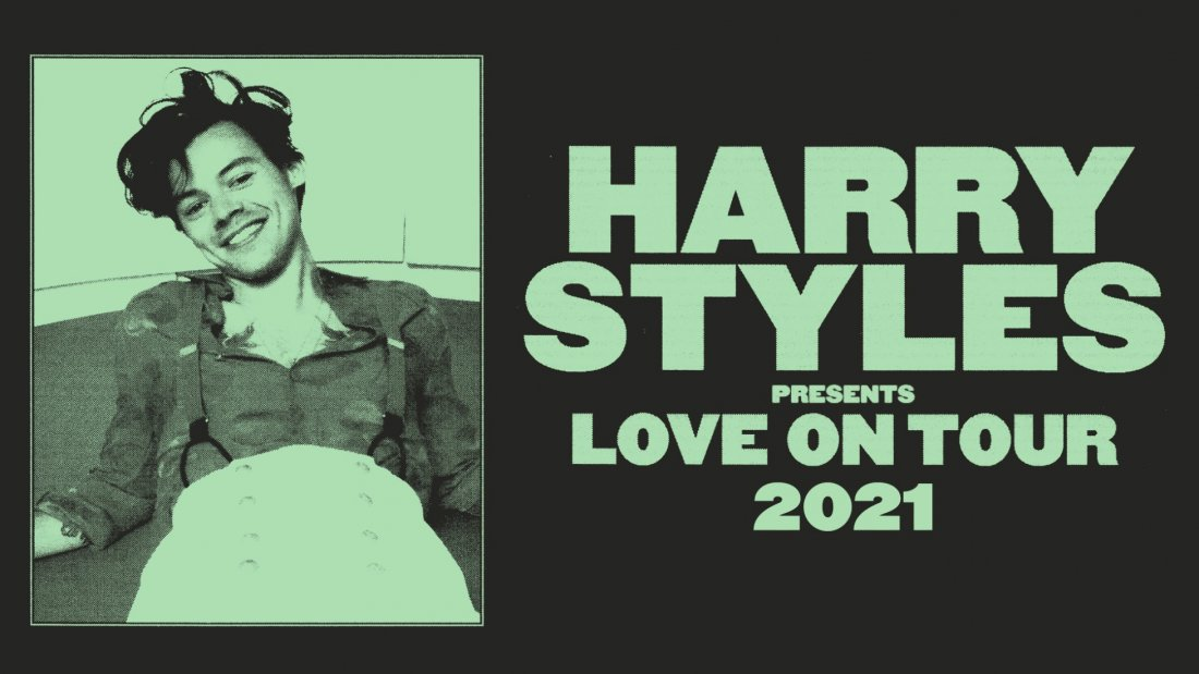 Harry Styles Love On Tour, 17 November | Event in Inglewood | AllEvents.in