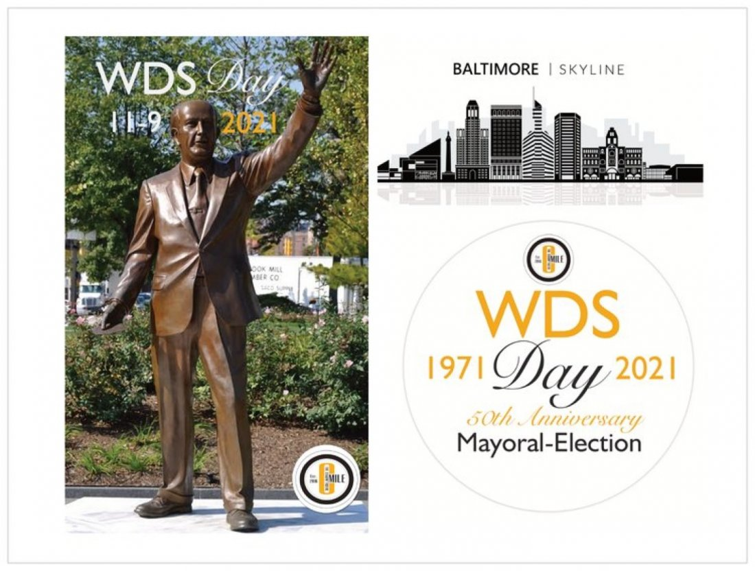 """Inaugural """"William Donald Schaefer Day"""" 2021 , 9 November   Event in Baltimore   AllEvents.in"""