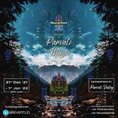 Parvati Magic (Psytrance)