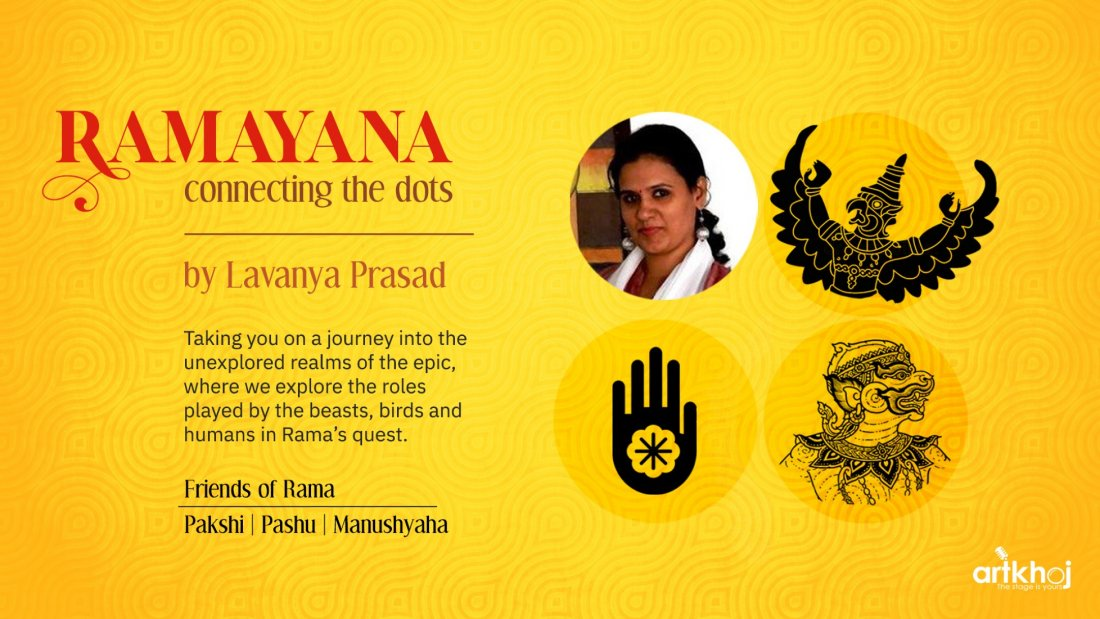 Ramayana Connecting the Dots - Online Storytelling Performance | Online Event | AllEvents.in