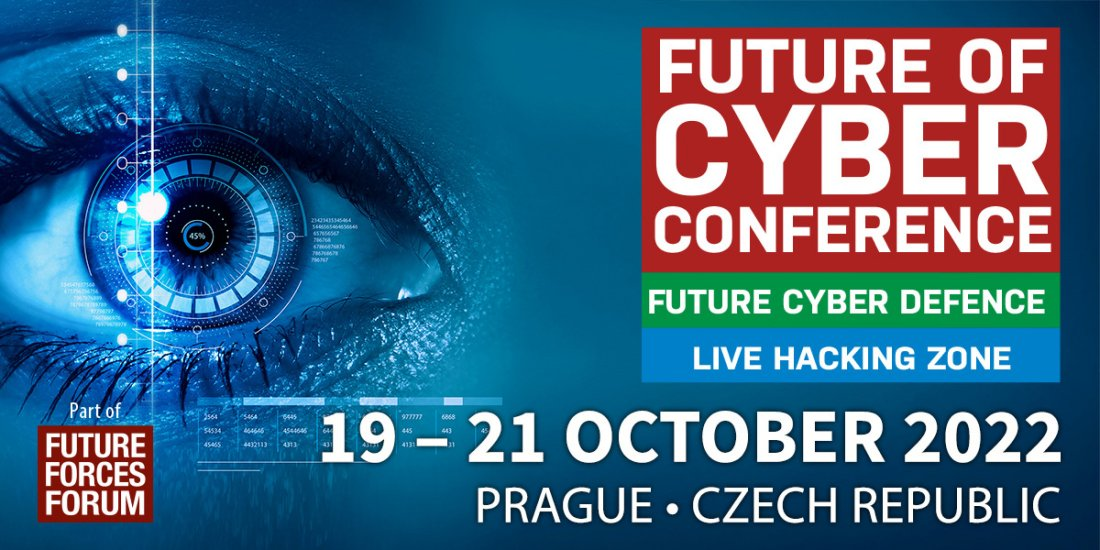 FUTURE OF CYBER CONFERENCE + LIVE HACKING ZONE, 19 October | Event in Prague | AllEvents.in