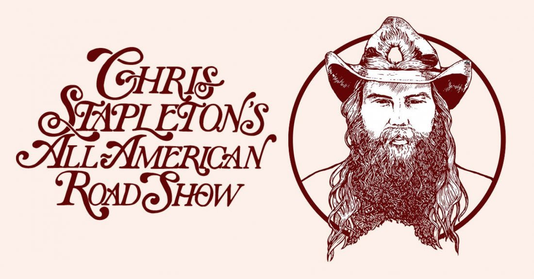 Chris Stapleton All American Road Show, 21 April | Event in Columbus | AllEvents.in