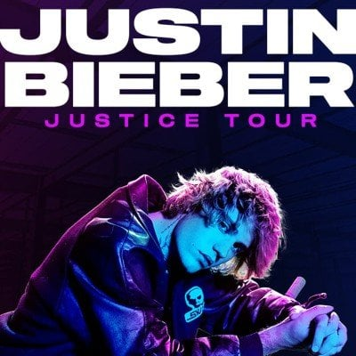 Justin Bieber Justice Tour