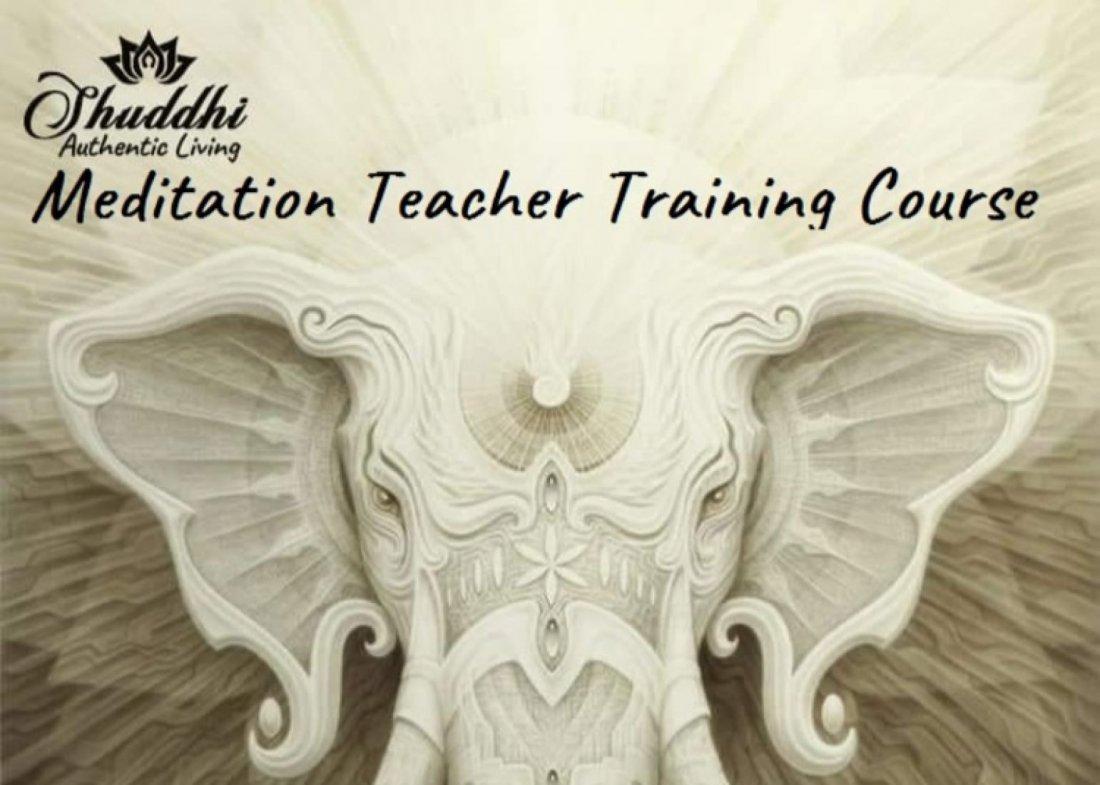 Meditation Teacher Training Course, 1 October | Online Event | AllEvents.in