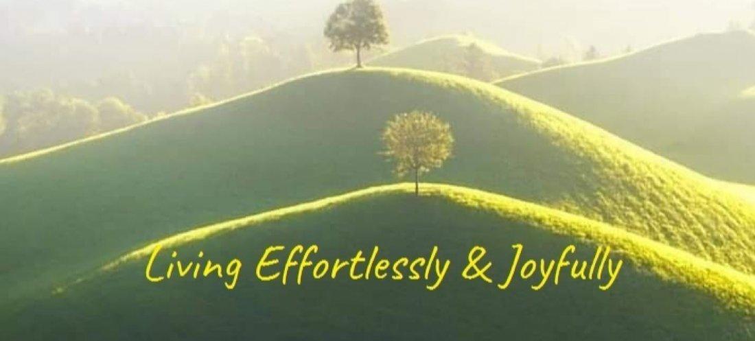 Living Effortlessly & Joyfully ~ Talks & Meditations, 1 October | Online Event | AllEvents.in