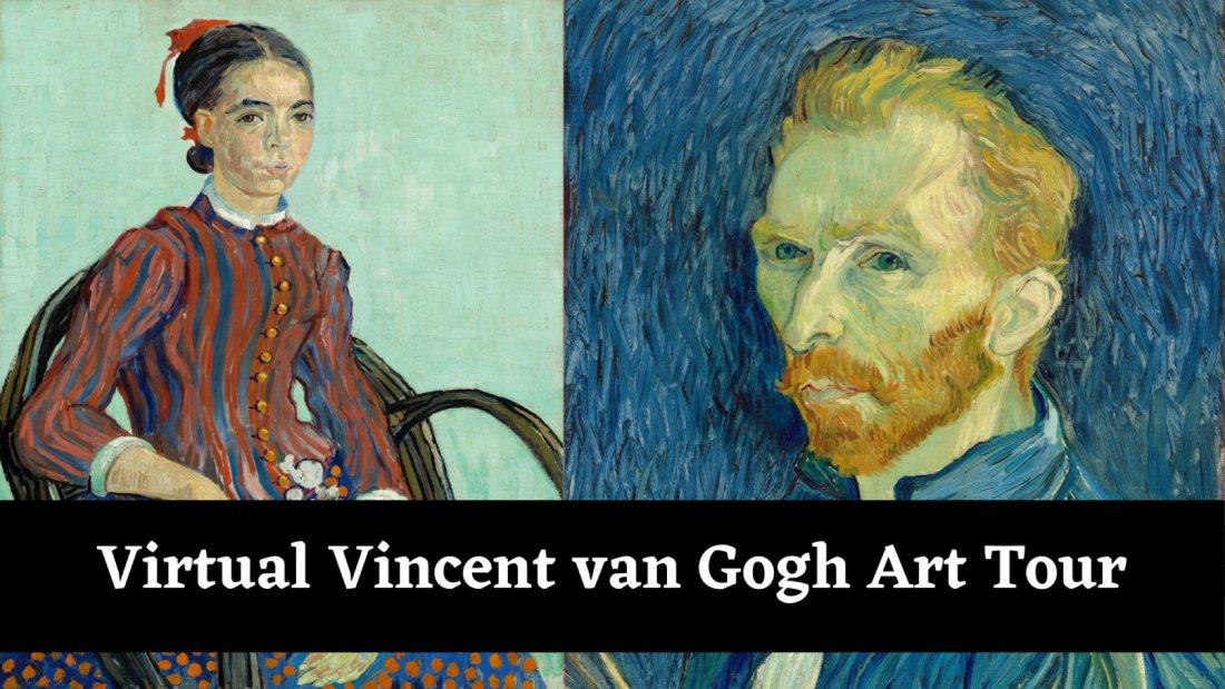 Virtual Vincent van Gogh Art Tour, 23 October | Online Event | AllEvents.in