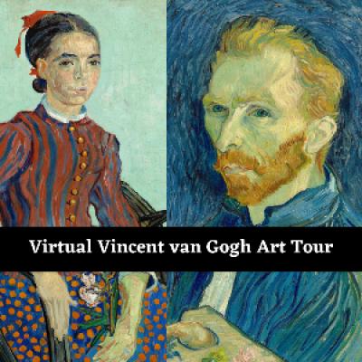 Virtual Vincent van Gogh Art Tour