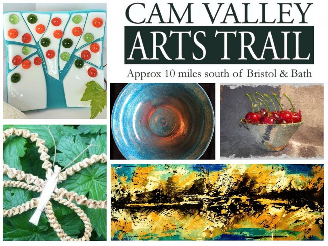 Cam Valley Arts Trail, 6 November   Event in Bath   AllEvents.in