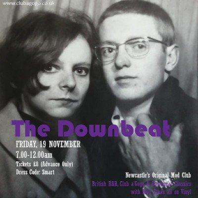 The Downbeat Mod Club