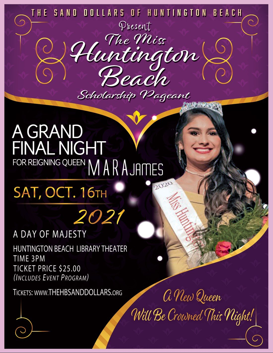 Miss Huntington Beach Scholarship Pageant   Event in Huntington Beach   AllEvents.in