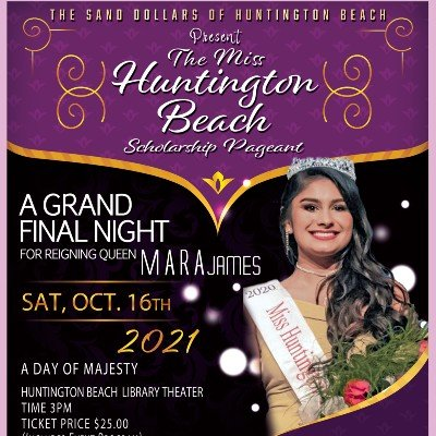Miss Huntington Beach Scholarship Pageant