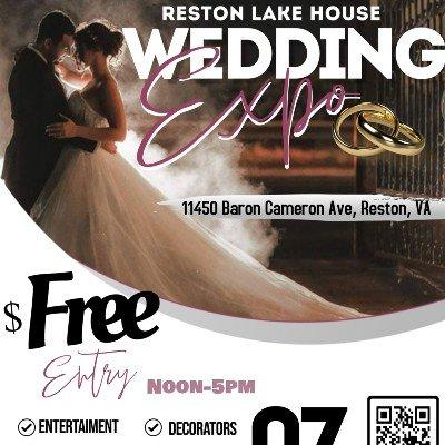 Reston Lake House Bridal Expo