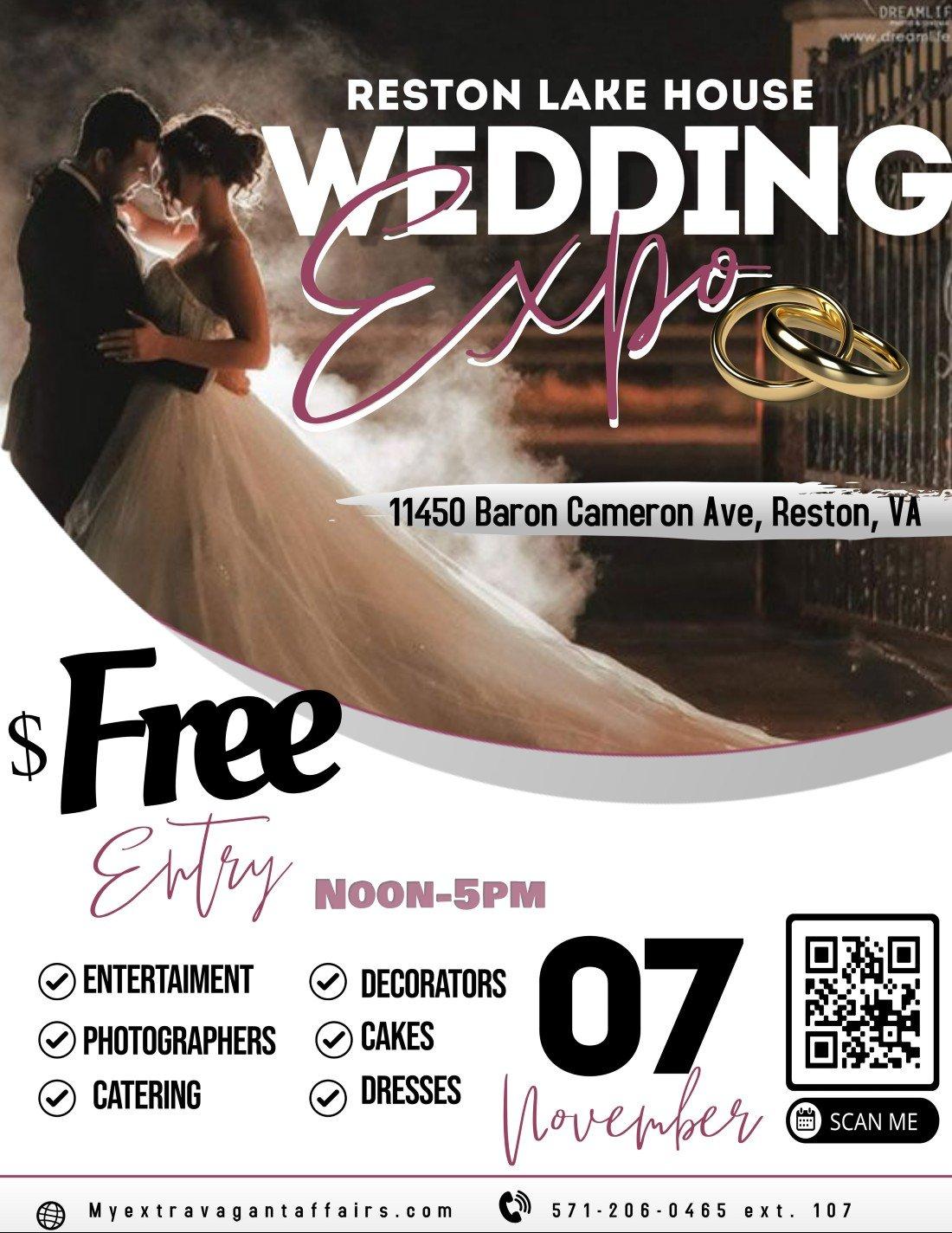Reston Lake House Bridal Expo, 7 November | Event in Reston | AllEvents.in