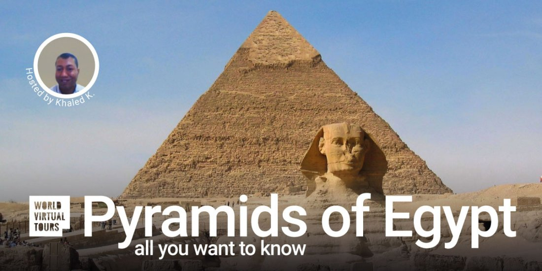 Pyramids of Egypt Virtual Tour: all you want to know. Ancient Egypt Virtual Tour, 23 October | Online Event