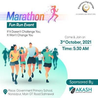 Marathon & Cyclothon