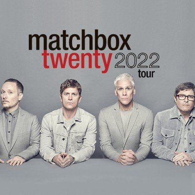 Matchbox Twenty 2022 Tour