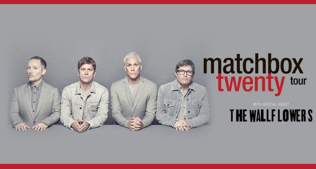 Matchbox Twenty 2022 Tour, 4 June | Event in West Valley City | AllEvents.in