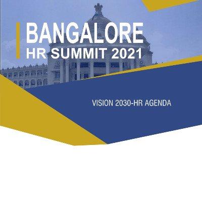 Bangalore HR Summit 2021