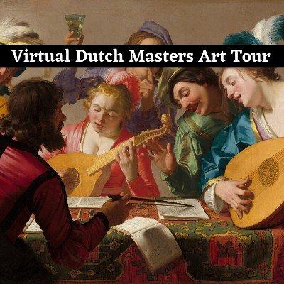 Virtual Dutch Masters Art Tour