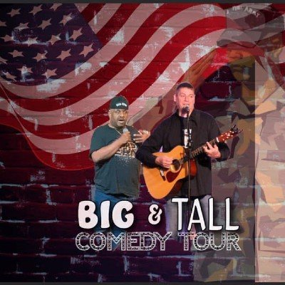Middletown PA American Legion Fundraiser wThe Big and Tall Comedy Tour