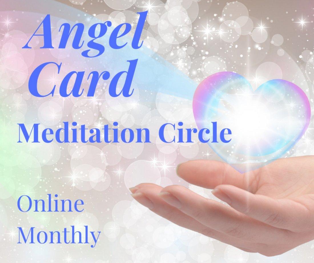 Online Meditation - Calling Angels, 9 November   Online Event   AllEvents.in