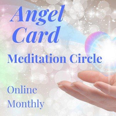 Online Meditation - Calling Angels