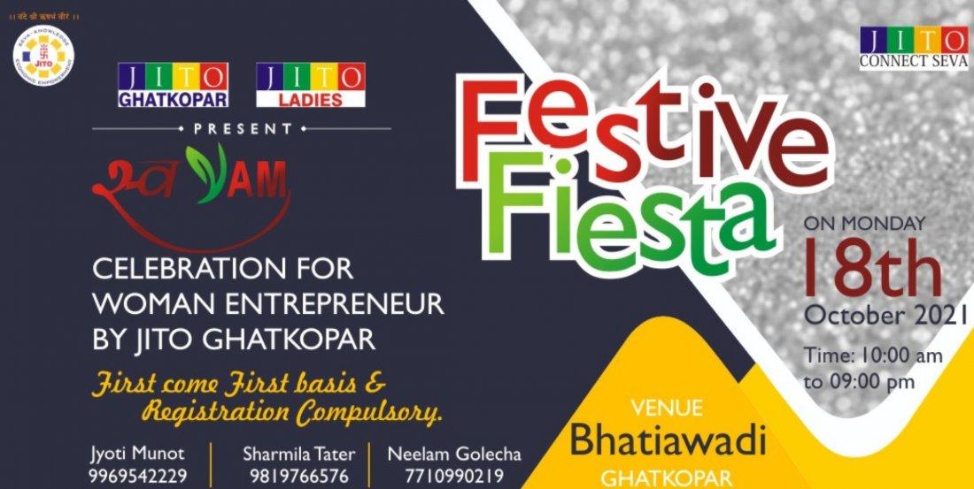 JITO Festive Fiesta  | Event in Mumbai | AllEvents.in