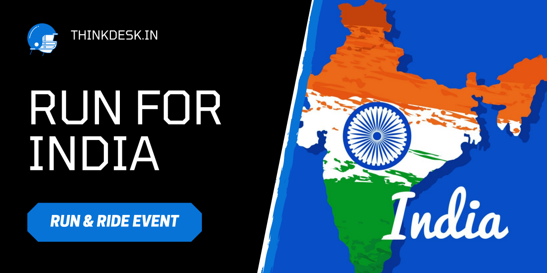 One Nation Run-Ride Event   Online Event   AllEvents.in