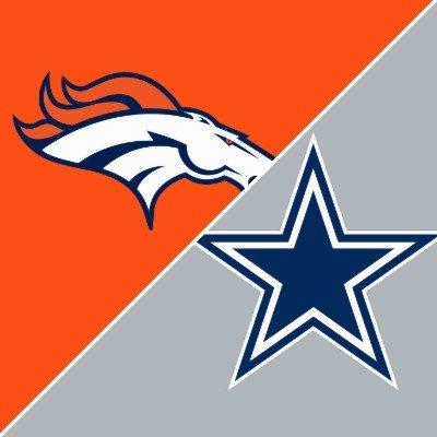 Denver Broncos vs Dallas Cowboys