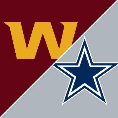 Washington Football Team vs Dallas Cowboys